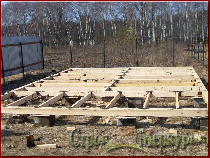 Строительство домов из бруса. Компания Строй Меркурий